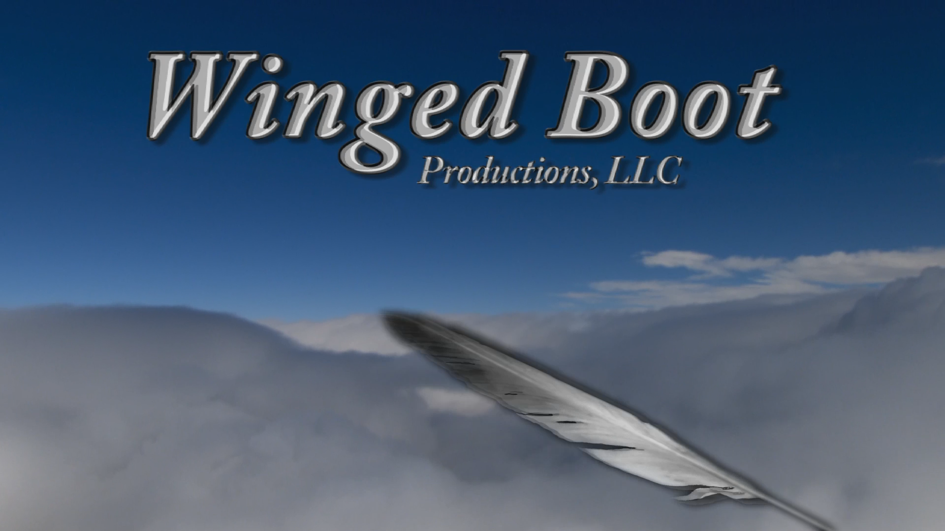 Winged Boot Productions logo